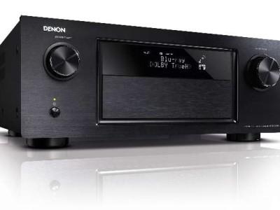Denon pakt uit met X-Serie AV-receivers