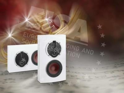 EUROPEAN ON-WALL LOUDSPEAKER SYSTEM 2014-2015: DALI RUBICON LCR