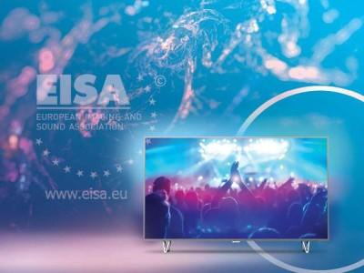 EUROPESE BESTE GROTE SCHERM TV 2016-2017: Philips 65PUS7601