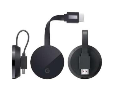Ultra HD-tv's krijgen 4K-Chromecast