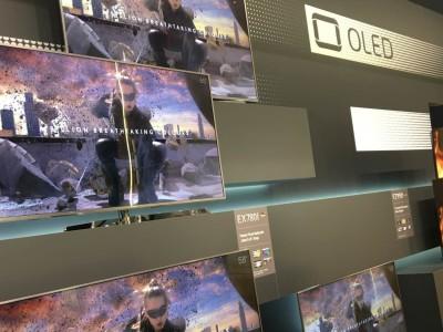 Panasonic 2017 oled en lcd led tv line-up (prijzen, specs en modellen)