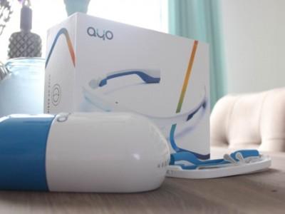 Review: AYO, een wearable voor lichttherapie