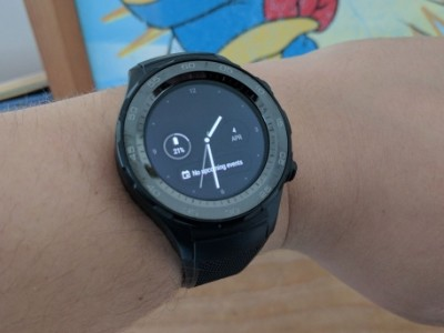 Review: Huawei Watch 2 – smartwatch met Android Wear 2.0