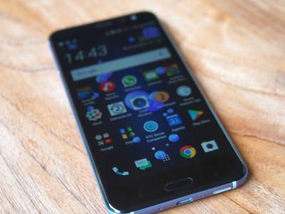 Review: HTC U11 – grote smartphone waar je in kunt knijpen