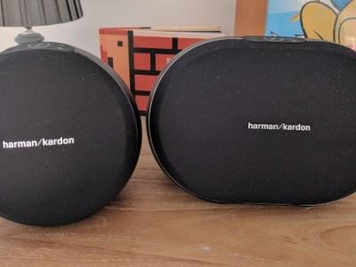 Review: Harman Kardon Omni 10+ en Harman Kardon Omni 20+