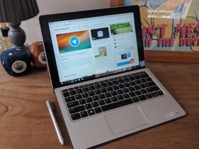 Review: HP Elite X2 1012 G1 - zakelijke 2-in-1-tablet met Windows 10