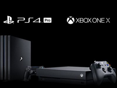 Xbox One X versus PlayStation 4 Pro