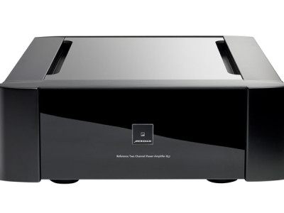 Review: Meridian Reference Two Channel Power Amplifier 857