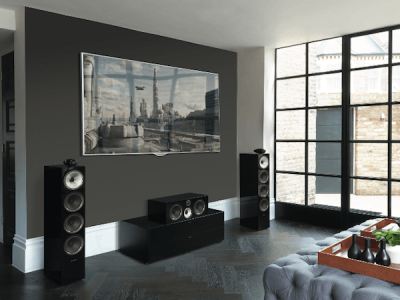Review: Bowers & Wilkins 703 S2