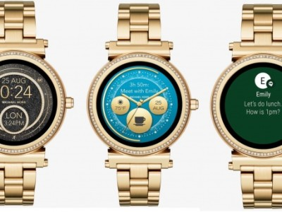 Review: Michael Kors Access Sofie – Android Wear voor dames