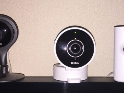 Review: smart IP-camera's D-Link DCS-8000 en D-Link DCS-8100