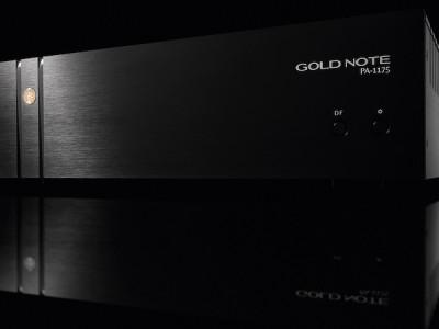 Review: Gold Note CD-1000 en PA-1175 - Striking Gold