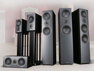 Review: Mission LX1- en Mission LX5-speakers
