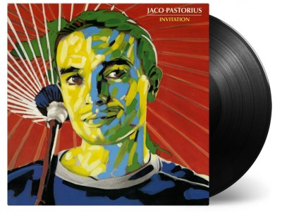 Review: Jaco Pastorius – Invitation (lp)