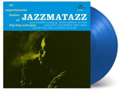 Review: Guru – Jazzmatazz Vol. 1 (lp)