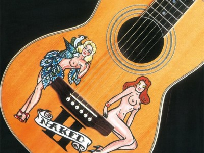 Review: Golden Earring – Naked II (lp, Record Store Day Exclusive)