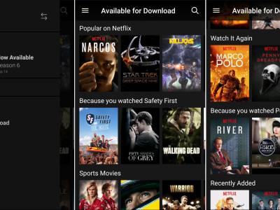 Bekijk nu Netflix offline op je mobiel toestel