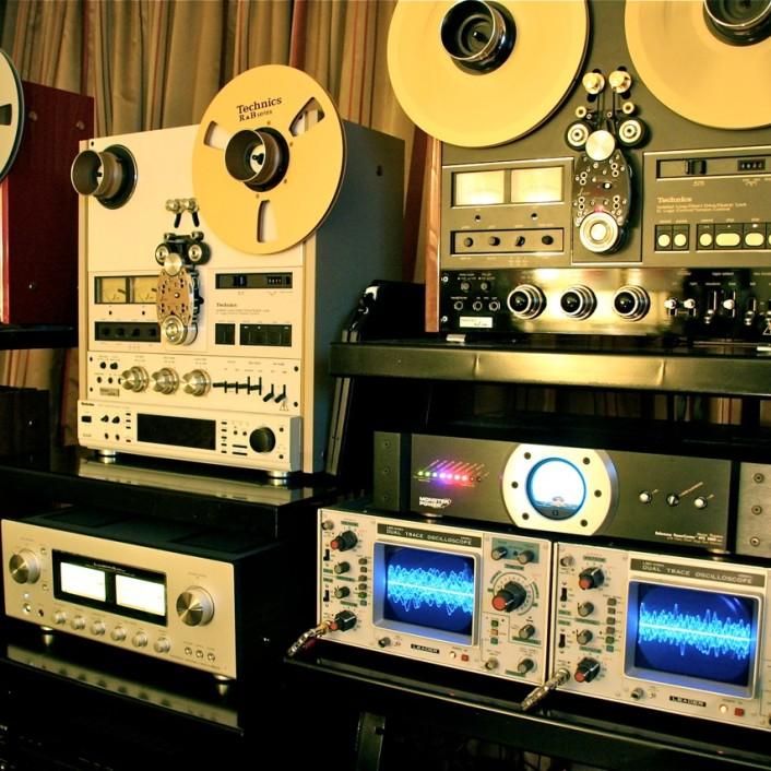 Vintage audio: de bandrecorder