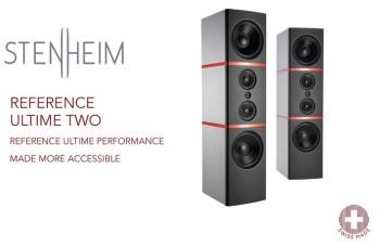 Stenheim lanceert vloerstaander Reference Ultime Two