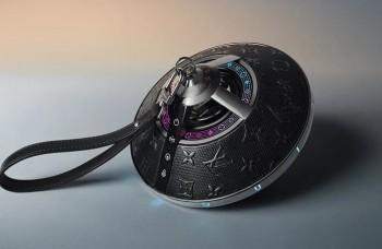 Louis Vuitton Horizon Light Up: fraaie draagbare luidspreker, heel apart en heel duur