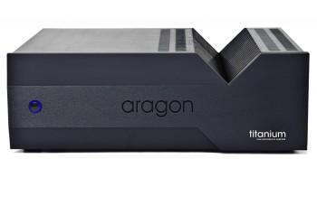 Aragon Titanium: dual mono stereokrachtpatser
