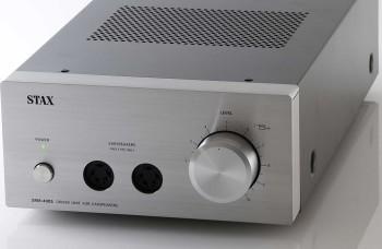 Stax SRM-400S: hoofdtelefoonversterker voorzien van ruisarme Dual FET`s
