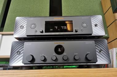Review: Marantz Model 30 versterker en SACD 30n netwerkspeler en sacd-speler