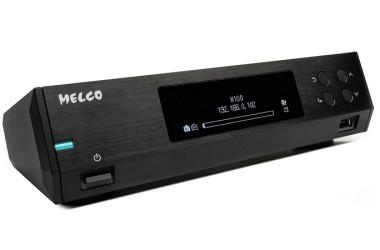 Melco N100-H50: netwerkspeler met meer dan twee keer zoveel opslag