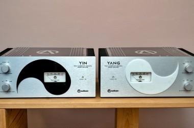 Audiozen Yin en Yang: mono eindversterkers voorzien van pleziermeter