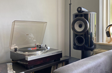Review Bowers & Wilkins 805 D4