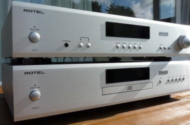 Review Rotel A11 en CD11 Tribute: degelijke bouw, ingetogen vorm, neutrale detailrijke klank
