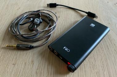 Review: Ikko OH10 in-ears met CTU01 upgrade en FiiO Q3 hoofdtelefoonversterker