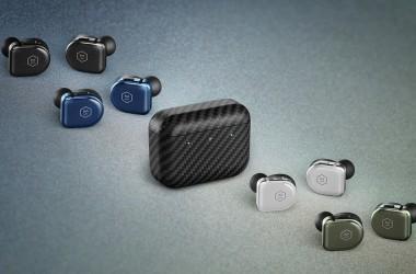 Master & Dynamic MW08 Sport: draadloze sport in-ears met behuizing van saffierglas