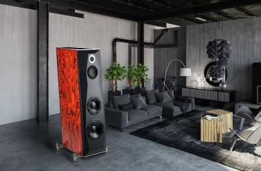 De Remiga 2 is het eerste product van de Italiaanse luidsprekerbouwer Alare