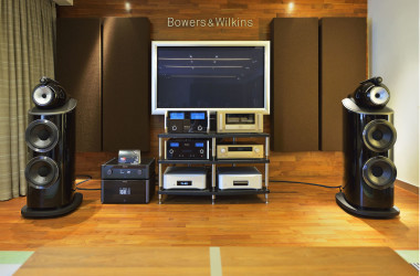 Wereldprimeur: verslag Bowers & Wilkins 800 D4 bij Poulissen Audio Video Center