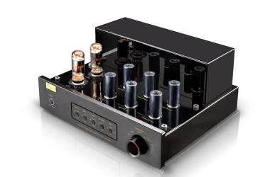 Cayin CS-6PH: phono-versterker met buizen voor mc- en mm-elementen