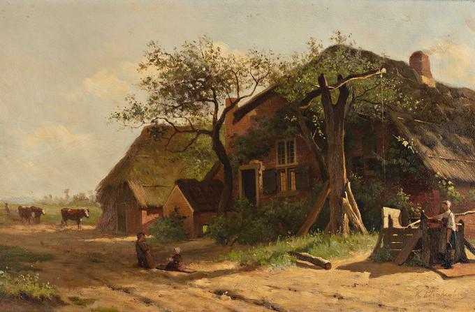 De Heks Van Dongen Een Kunstenaarsdorp In De 19e Eeuw