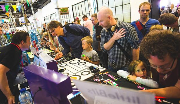 Maker Faire Eindhoven 2018