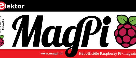 Nu ook in het Nederlands: MagPi Magazine