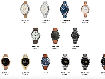 Dertien nieuwe Fossil-smartwatches van Baselworld 2017 op een rij
