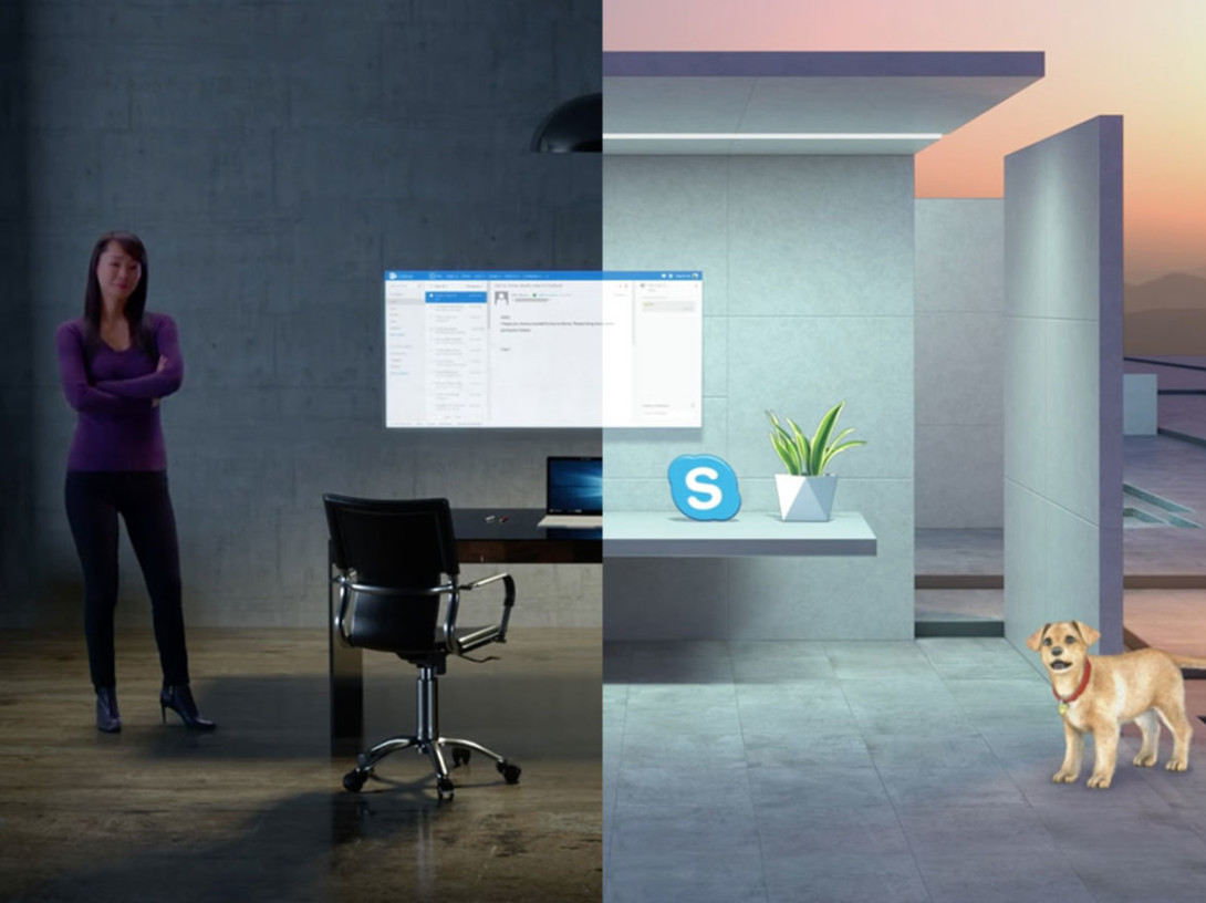 Windows Holographic Platform heet voortaan Windows Mixed Reality