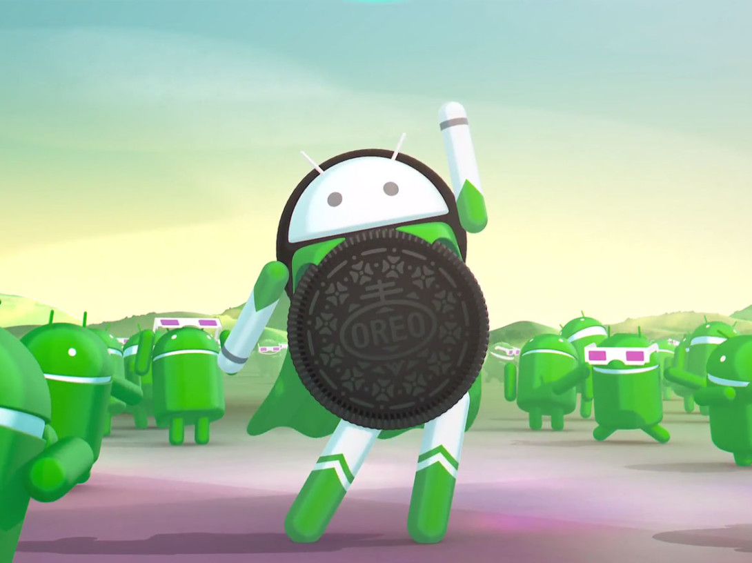 Google rolt Android Wear op basis van Android 8.0 Oreo uit