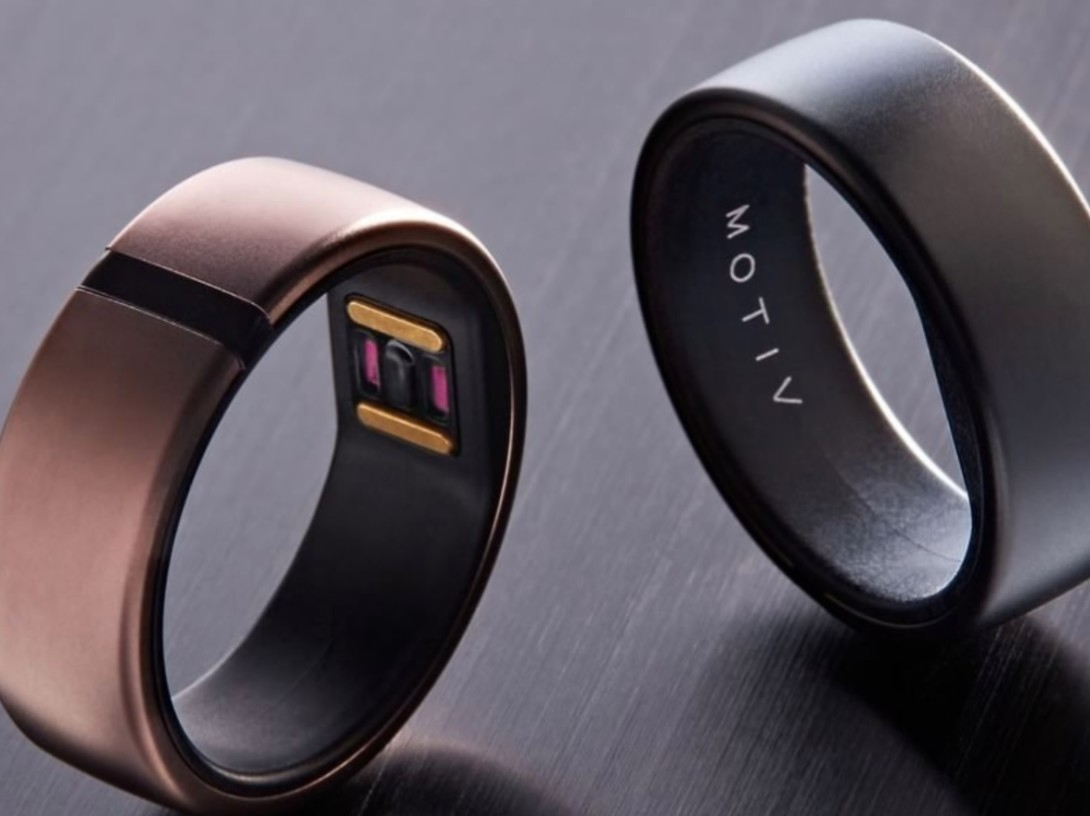 Motiv Ring is een fitnesstracker in een ring