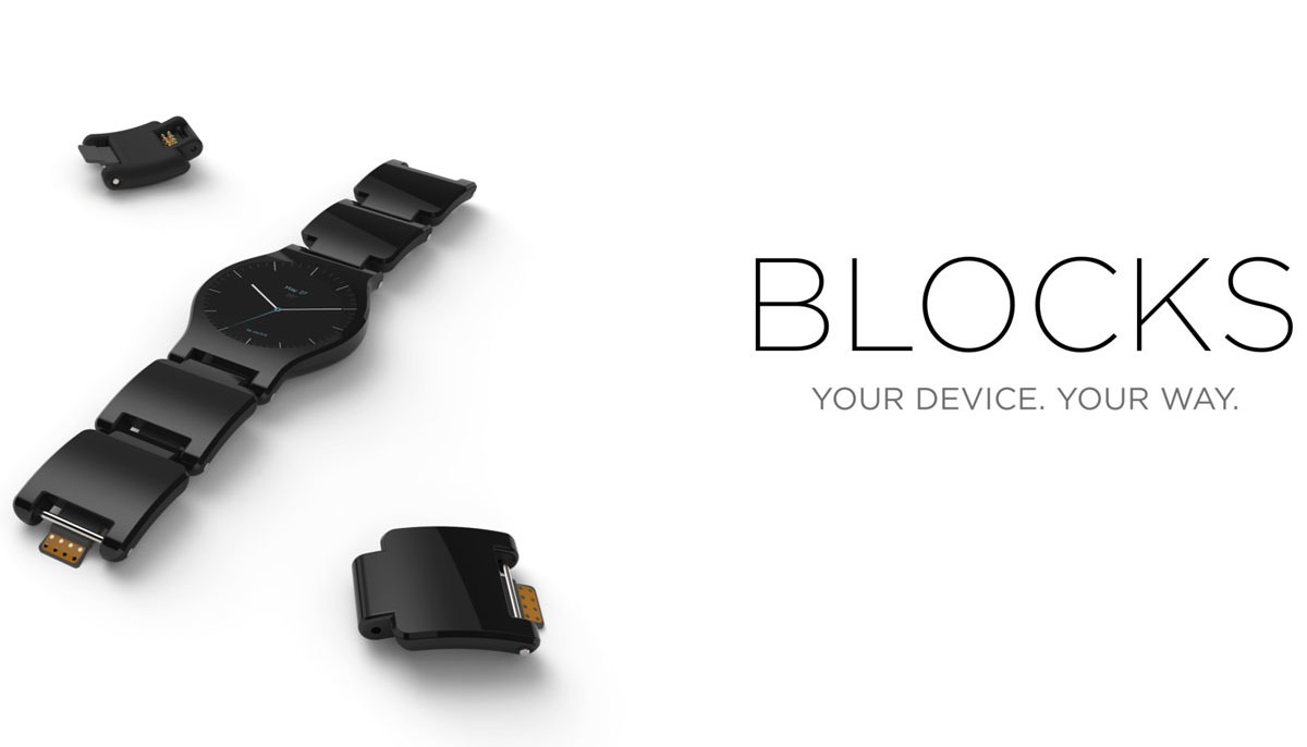 Blocks-fabrikant presenteert OpenWatch: open source smartwatchsoftware