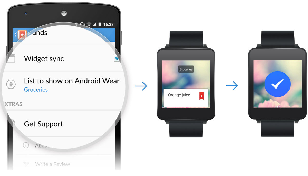 Deze vijf apps zijn onmisbaar op je Android Wear smartwatch