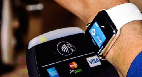 'Apple Watch-eigenaars omarmen Apple Pay in VS en GB'