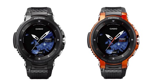 Casio introduceert nieuw model in de PRO TREK Smart-serie