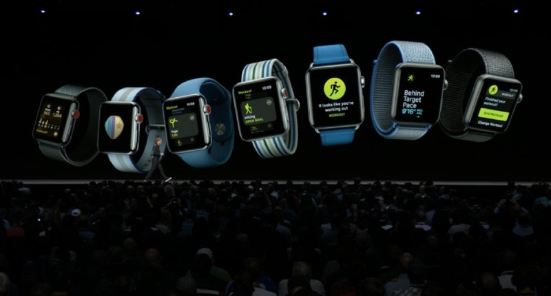 Apple kondigt watchOS 5 aan tijdens Apple WWDC