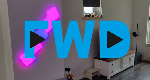 FWD Weekly update: Zwevende draaitafel en lichtgevende led-tegels