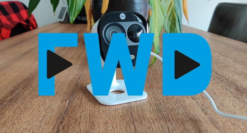 FWD Weekly update: Outdoor camera en een 8K OLED-tv
